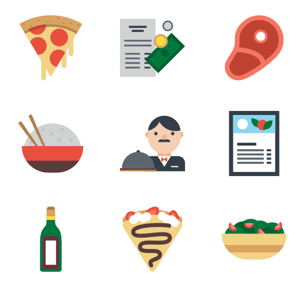 Png icon free download. Eat restaurant outing folk