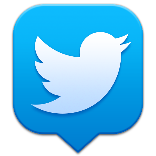 Png icons 128x128. Twitter icon smooth app