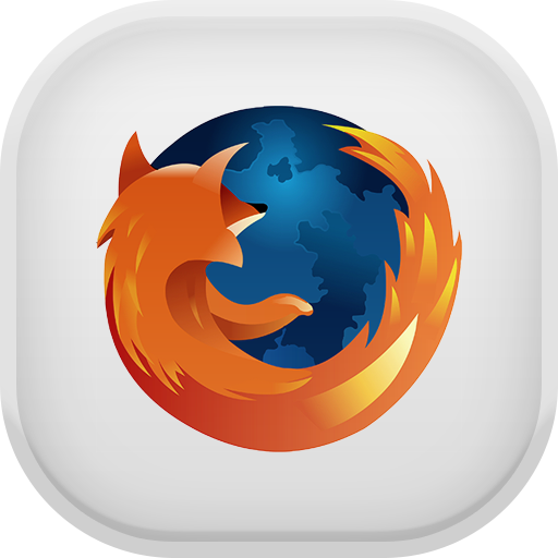 Png icons 128x128. Mozilla firefox vector free