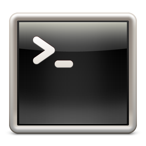 Png icons 128x128. Terminal d icon ico