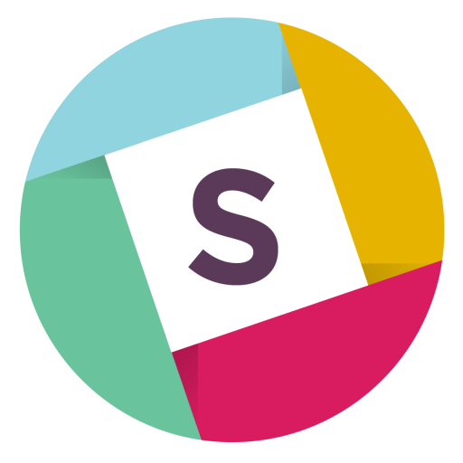 Slack logo png. Icon free of material
