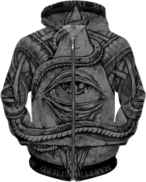 Hoodie official psds share. Png illuminati free stock
