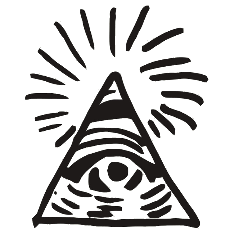 By weakagainstbae on deviantart. Illuminati .png vector transparent download