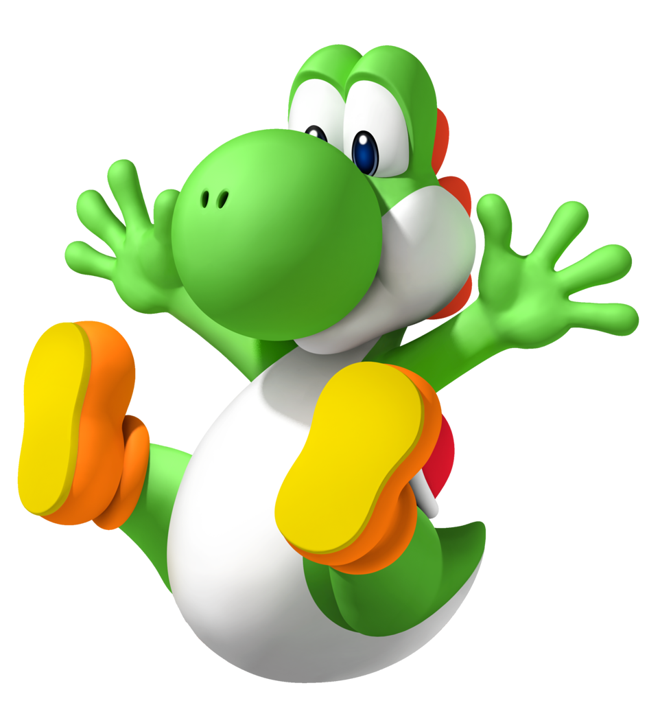Photo png. Image yoshi the creature