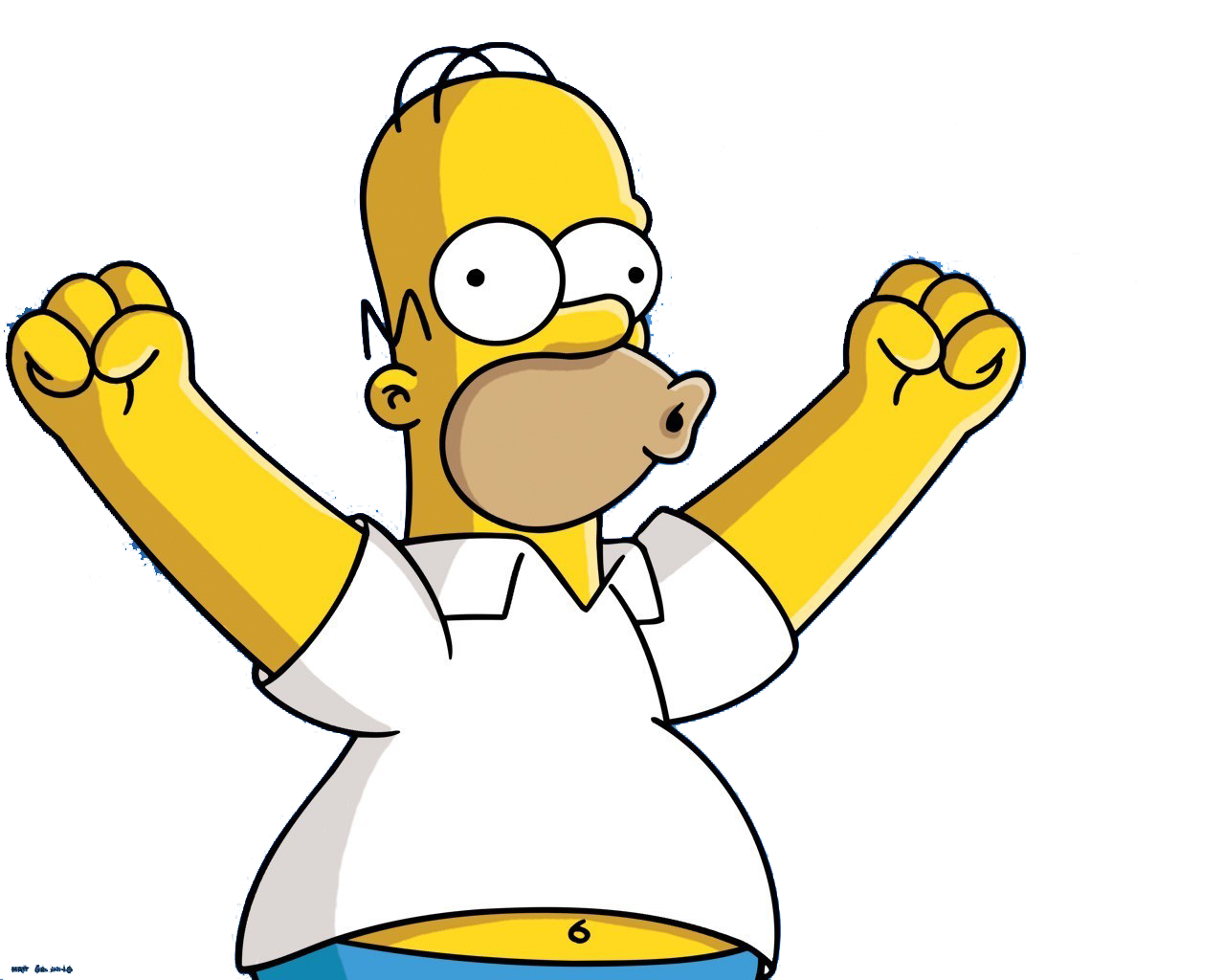 Png imagenes. Simpsons images free download