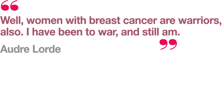 Breast cancer quotes png. Complicite a pacifist s