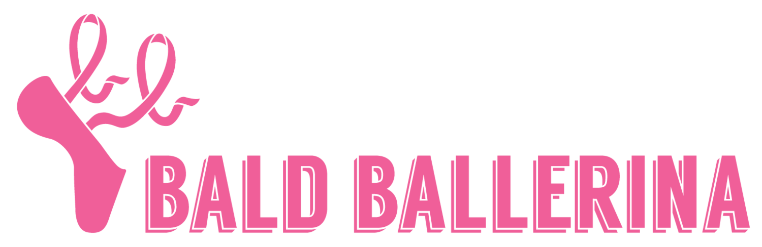 Breast cancer quotes png. Bald ballerina home bio
