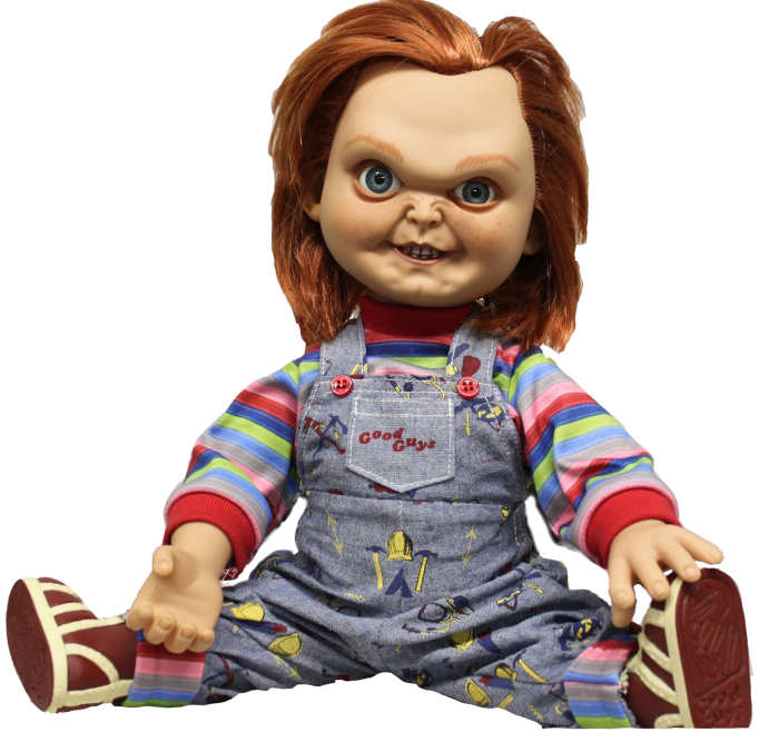 Png images of chucky. Download free transparent image