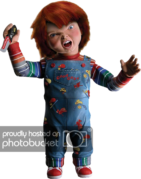 Png images of chucky. In collection page