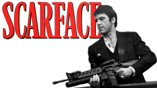 Png images of clyde gangster. Scarface logos www logoary