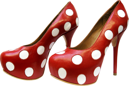 Png images of red polka dots. Dot heels clipart best