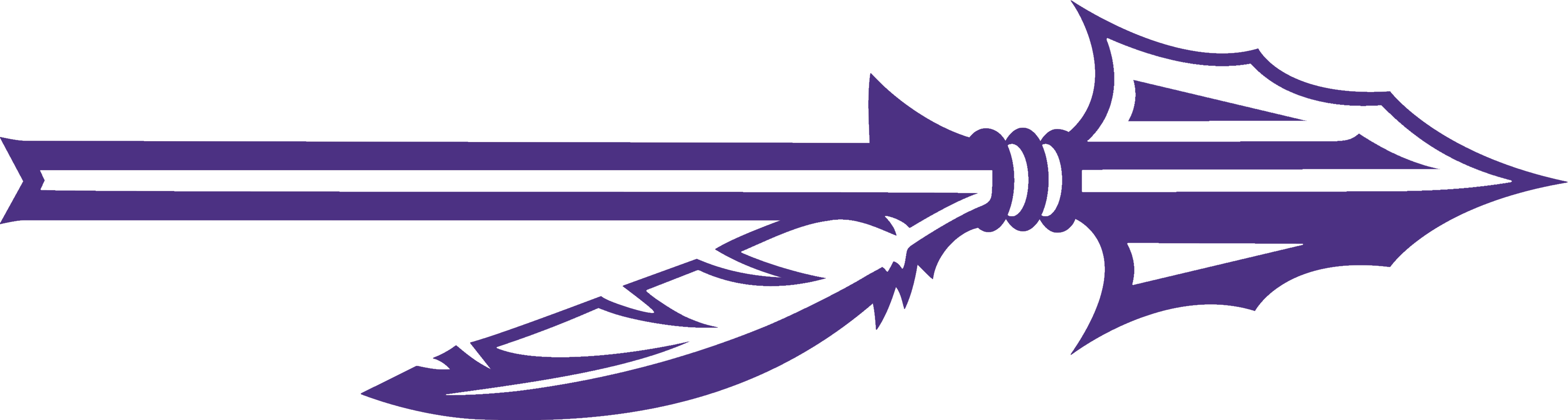 Native american spear png. Ft recovery football uniform