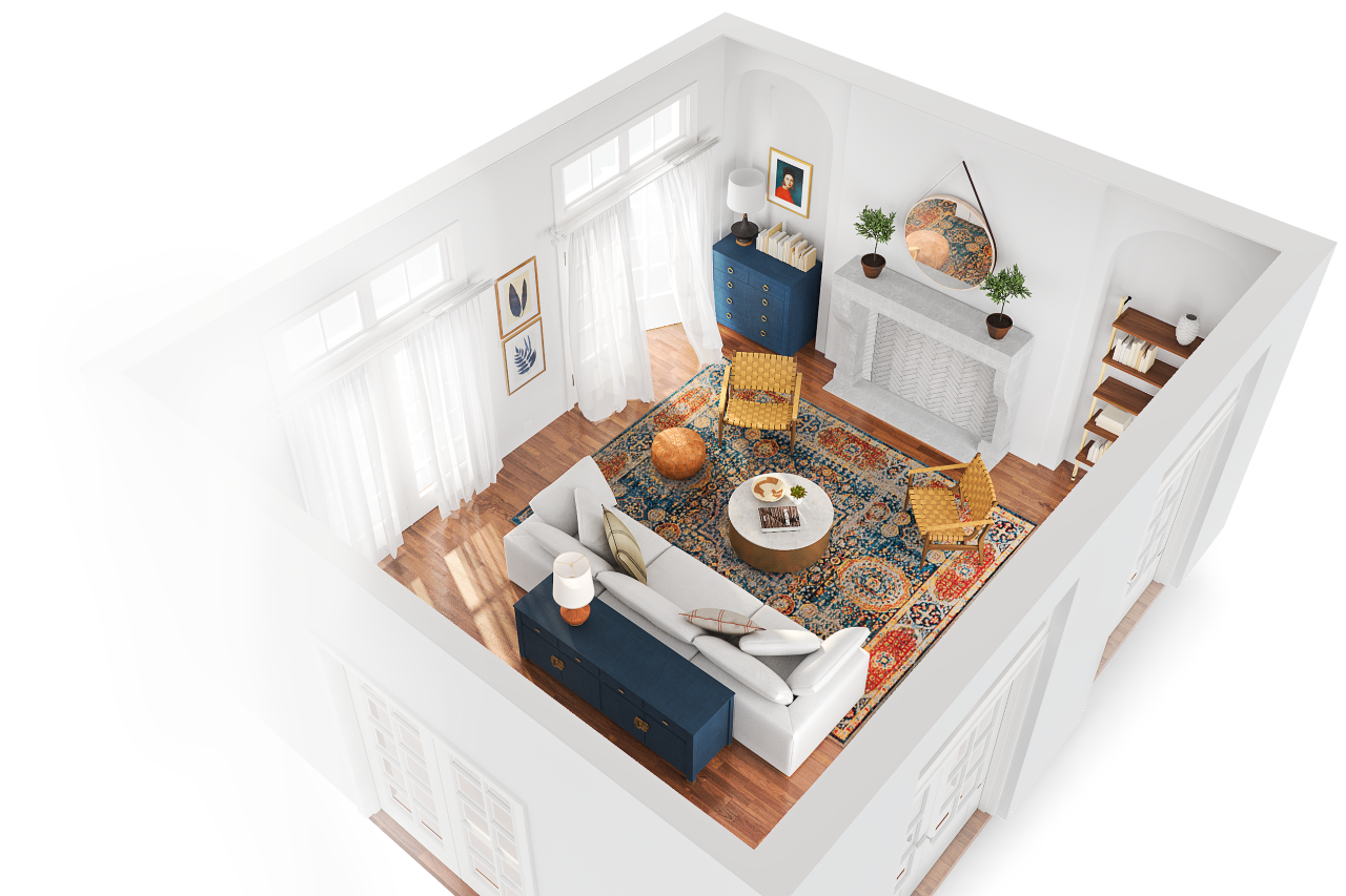 Interior design png. Modsy designs you dont