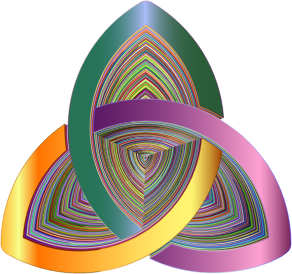 Png interlaced. Dlpng trinity celtic knot