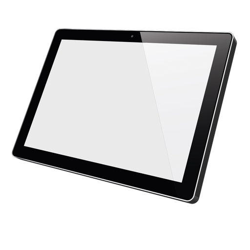 Png ipad. Apple tablet mockup transparent