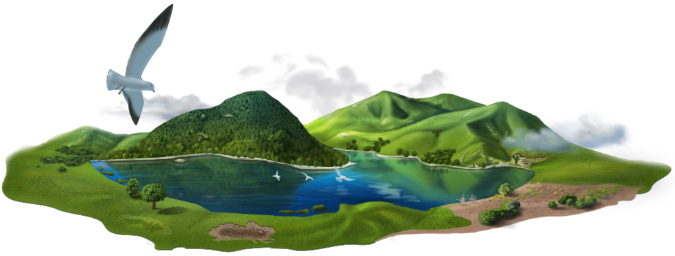 Png island. Transparent images all clipart