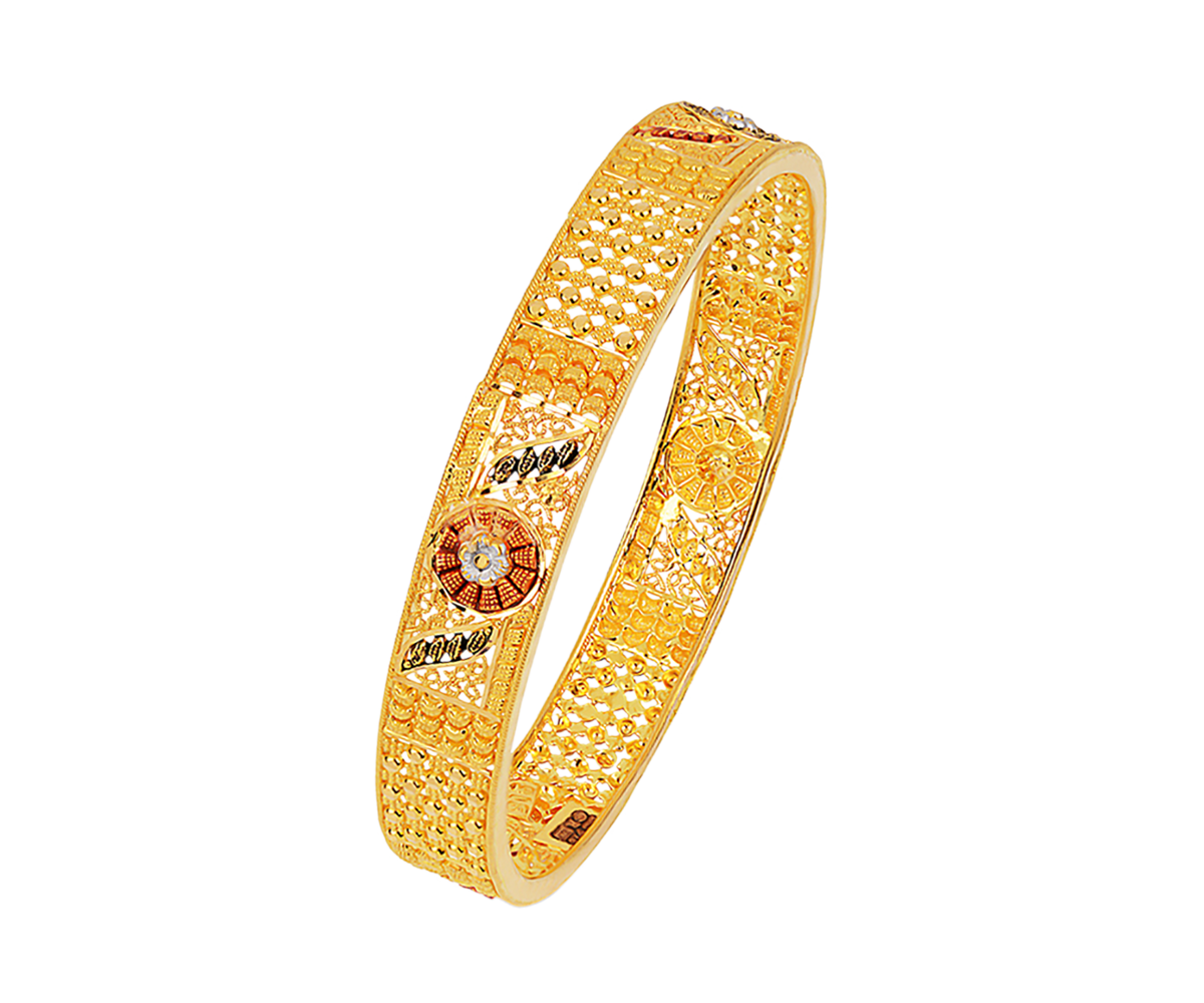 Png jewellers gold bangles. Buy orra bangle for