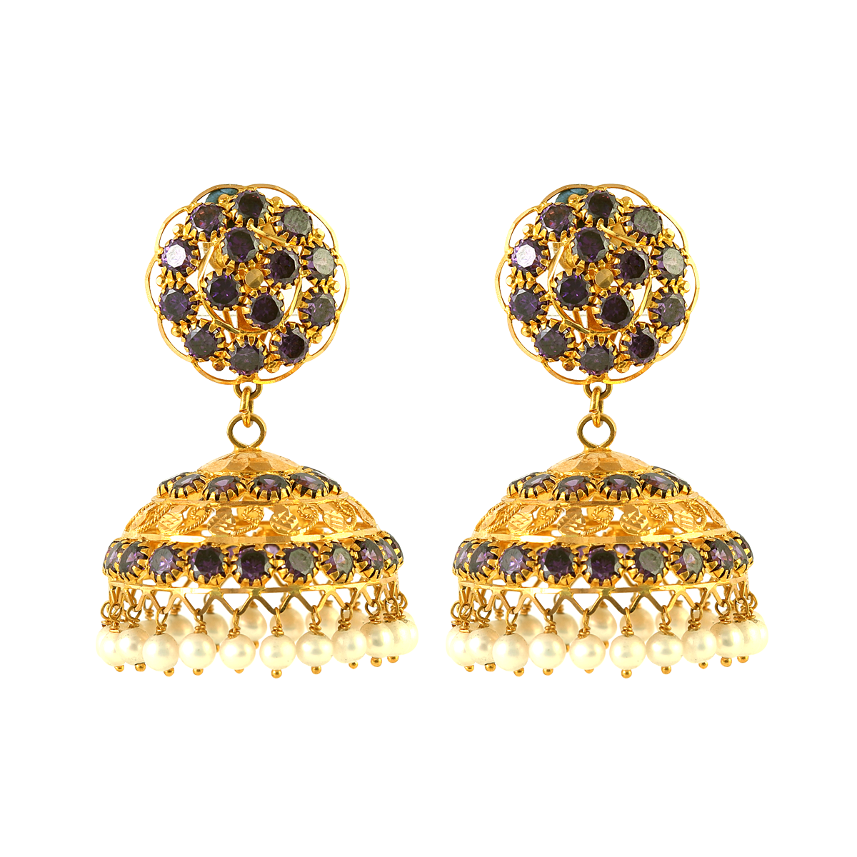 Women jewelry png. Gold earrings collections south