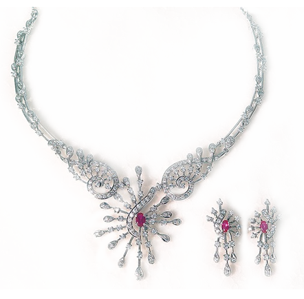 Png jewellers silver. Bhima from traditional design