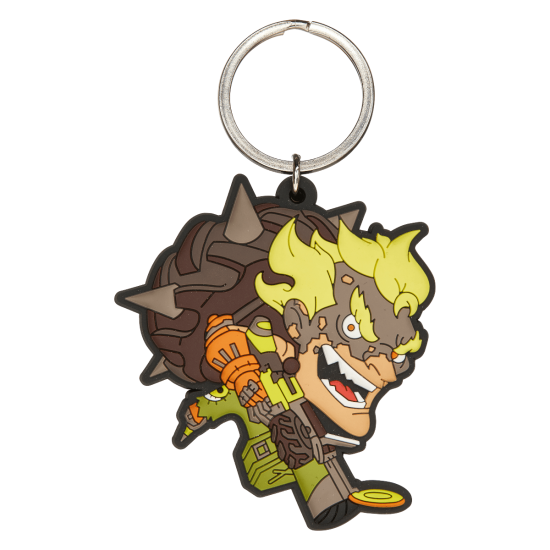 Png junkrat. Cute but deadly keychain