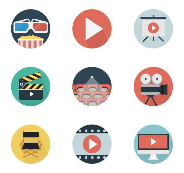 Png kan video. Player icon packs