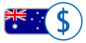 Png currency to australian dollar. List of currencies white
