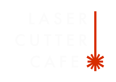 Cutter cafe . Svg box laser cut clipart free stock
