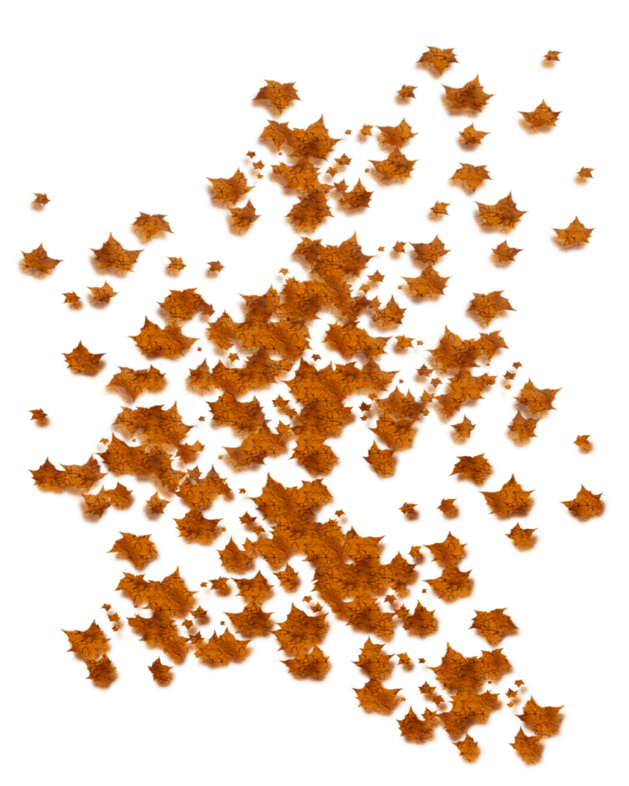 Png leaves falling. Clipart mart