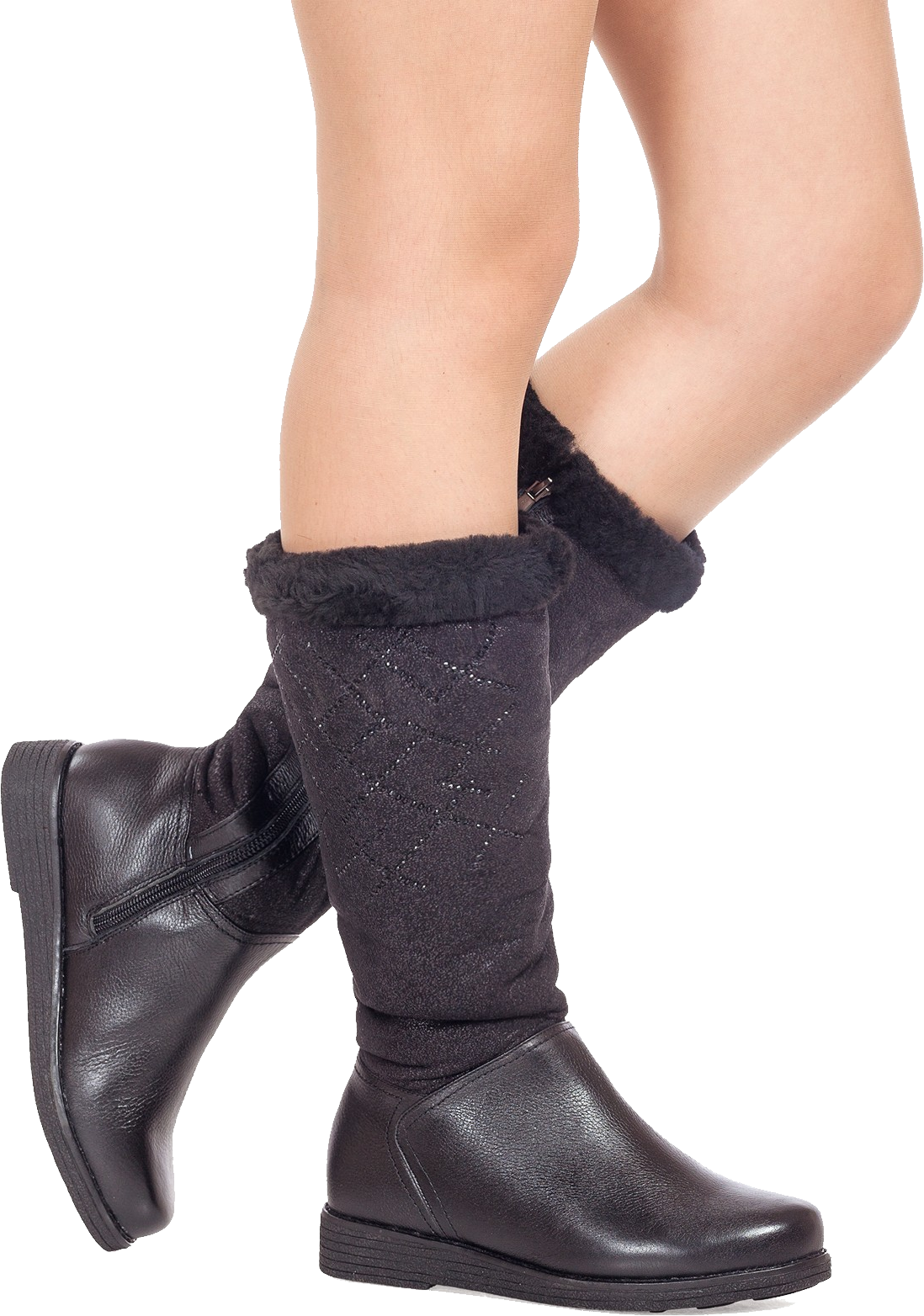 Png legs high heels. Boots on image