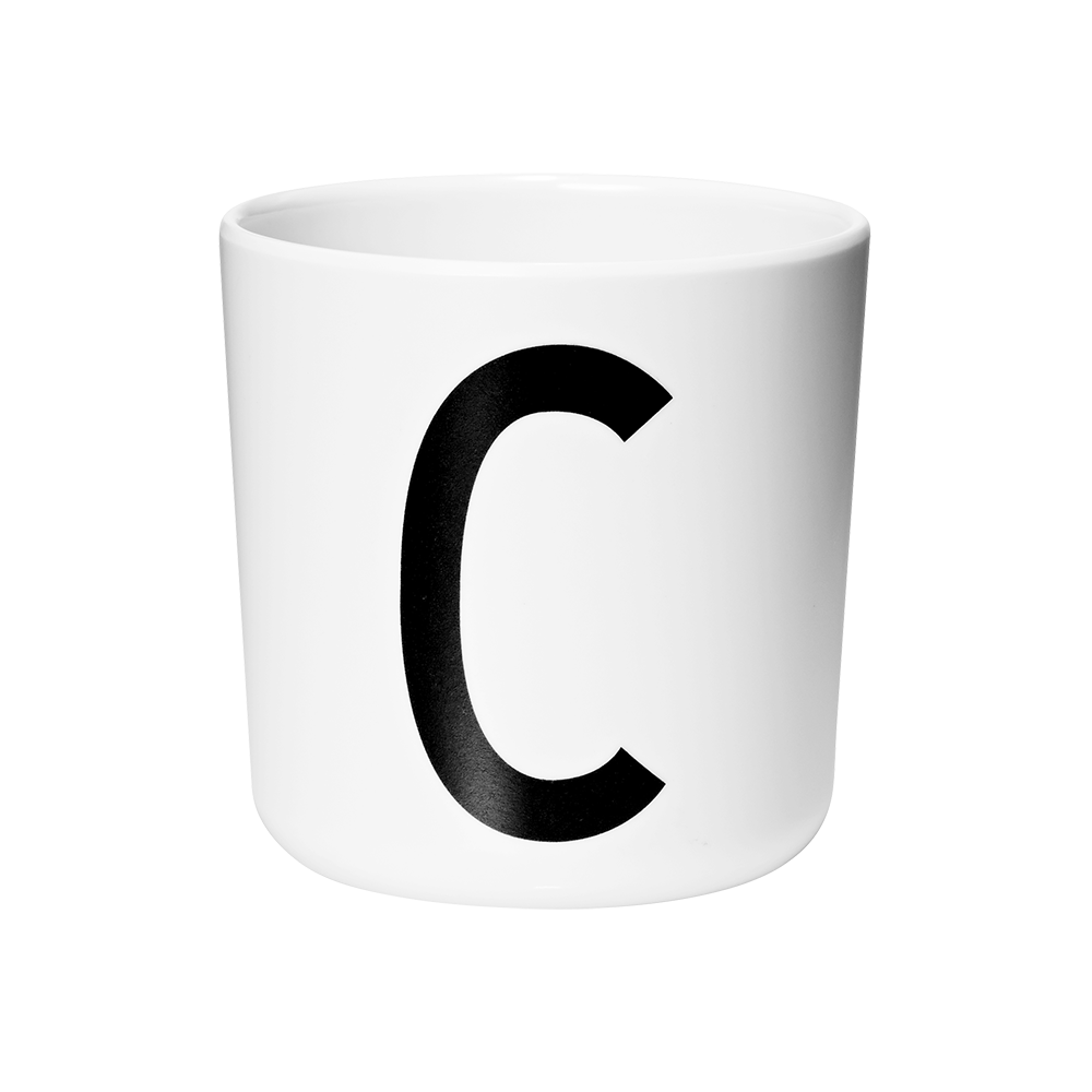 Png letters for cups. Design melamine cup and