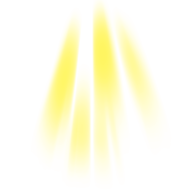 Yellow sunlight beam effect. Light png photoshop picture free stock