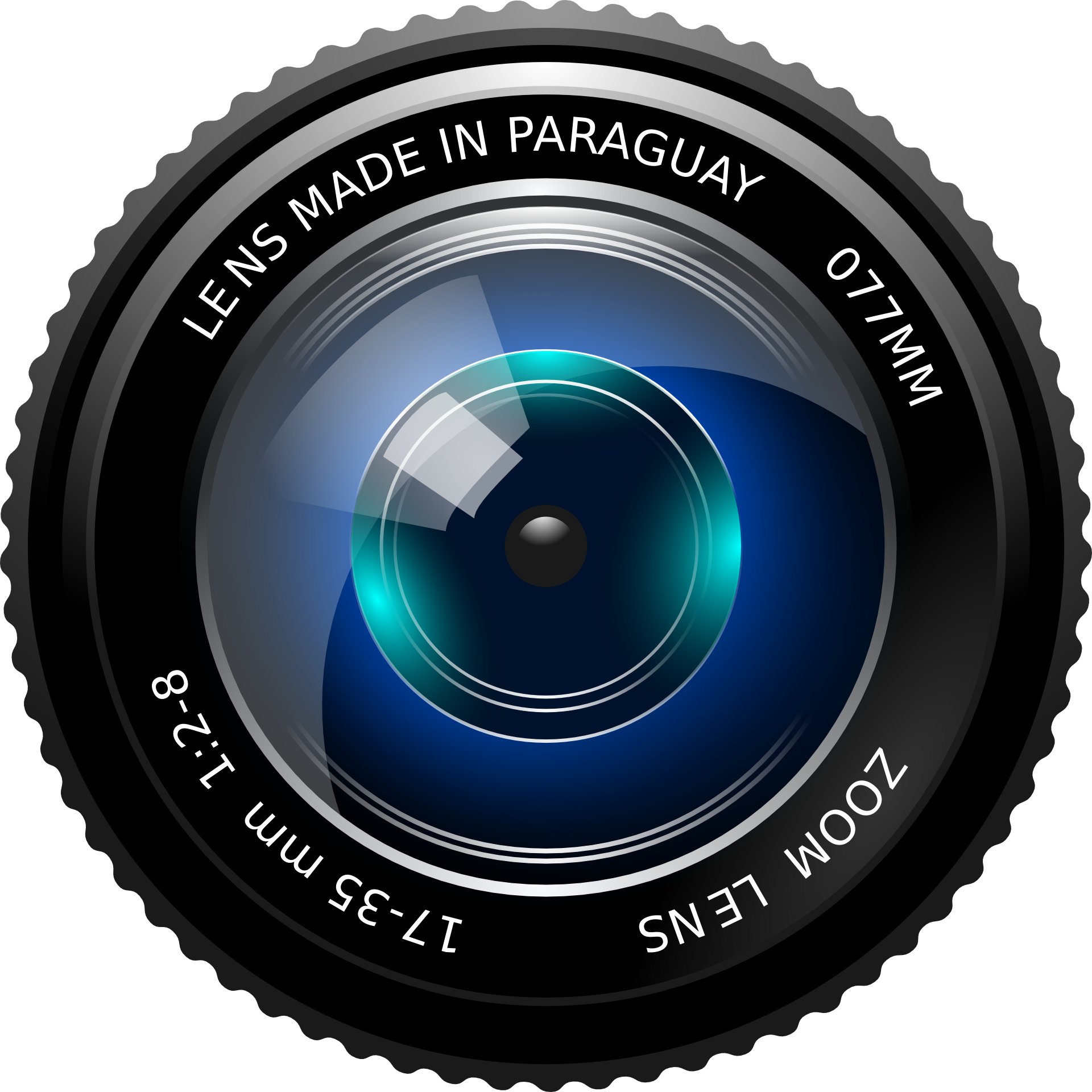 photography lens png
