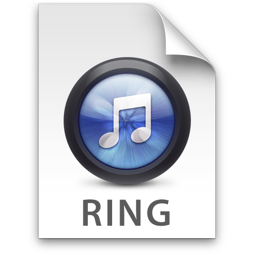 Png live blue movies. Itunes ringtone icon filetype