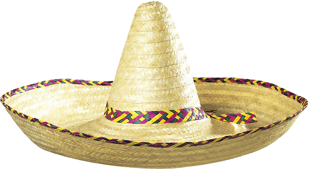 Mexican sombrero png. Psd official psds share
