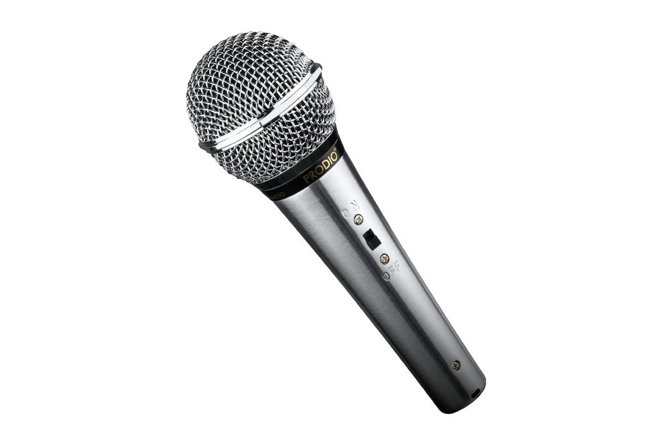 Png microphone. Prodio malaysia best quality