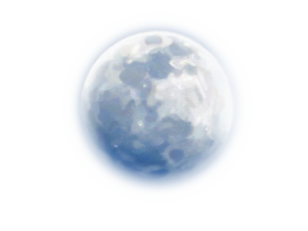 Night sky png. Beautiful moon by flowerpowerstock