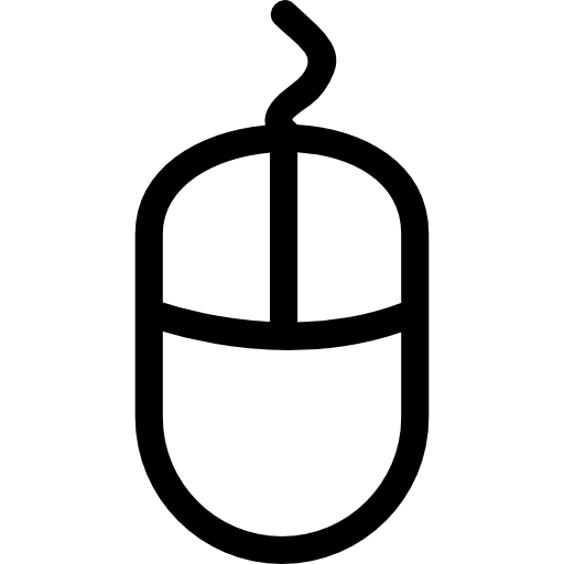 Png mouse. Outline free computer icons
