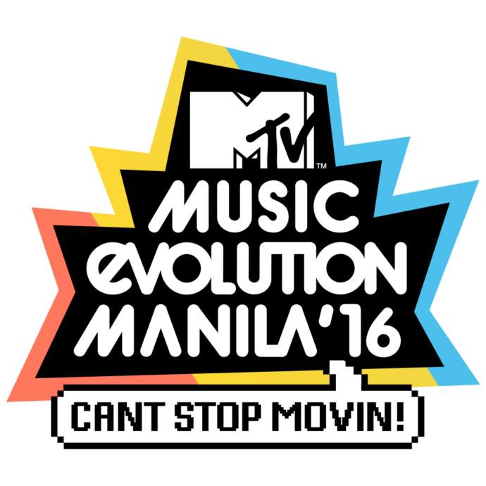 Mtv evolution manila returns. Png music 2016 image black and white download