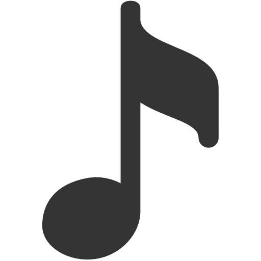 Png music note. Image royalty free stock