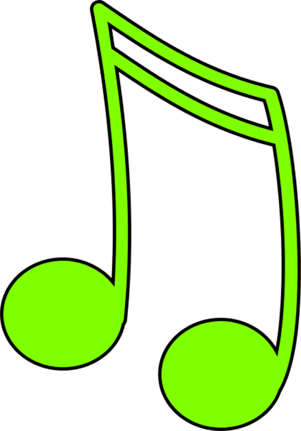 Png music notes transparent. Colorful musical free download