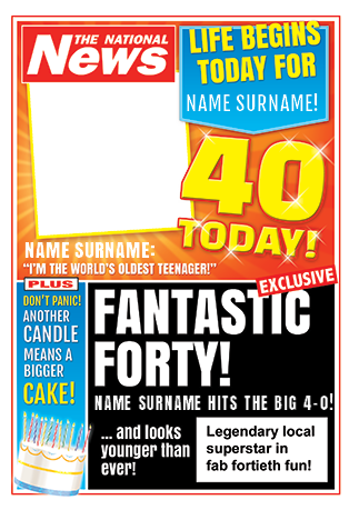th birthday photo. Png national news today svg black and white stock