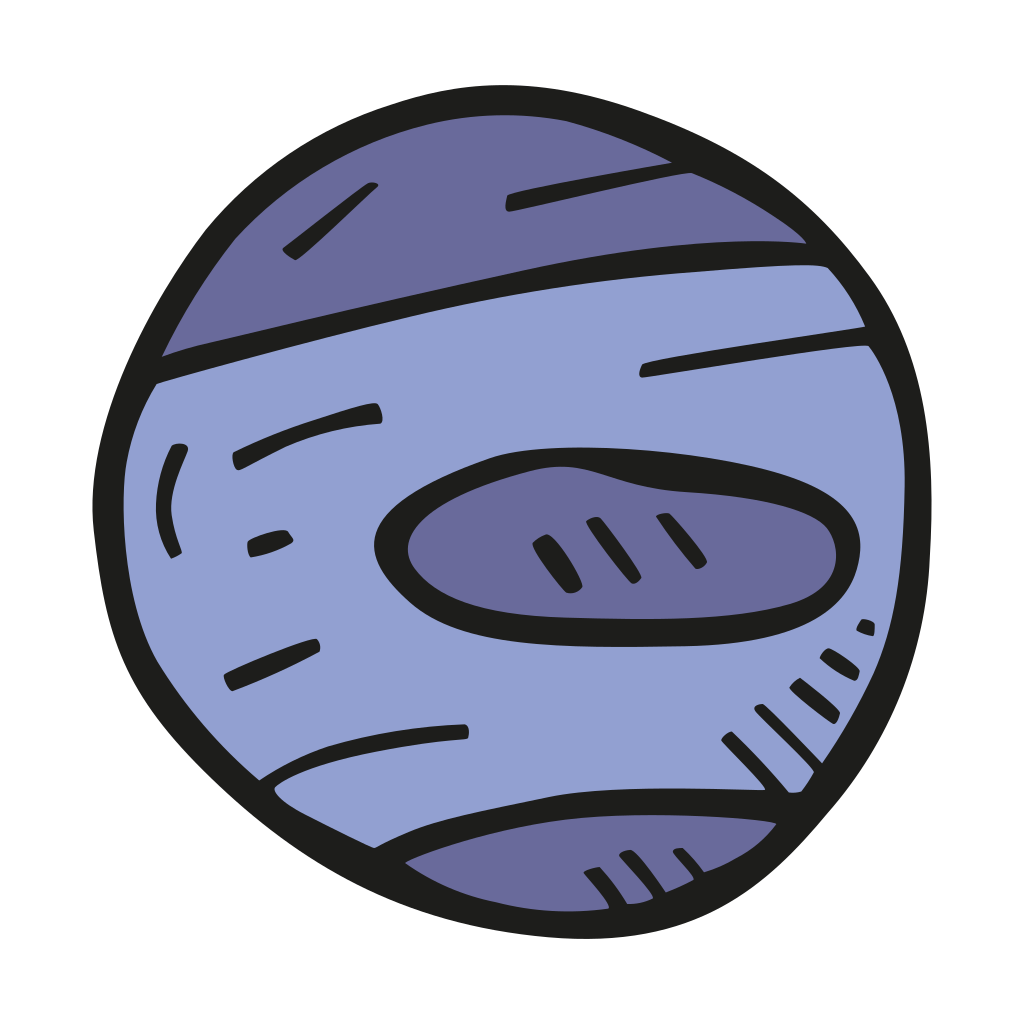 Png neptune. Icon free space iconset