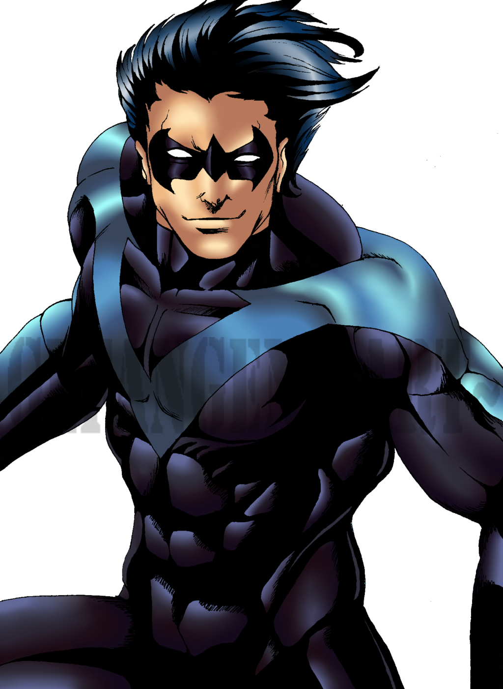 Png nightwing. Transparent background mart