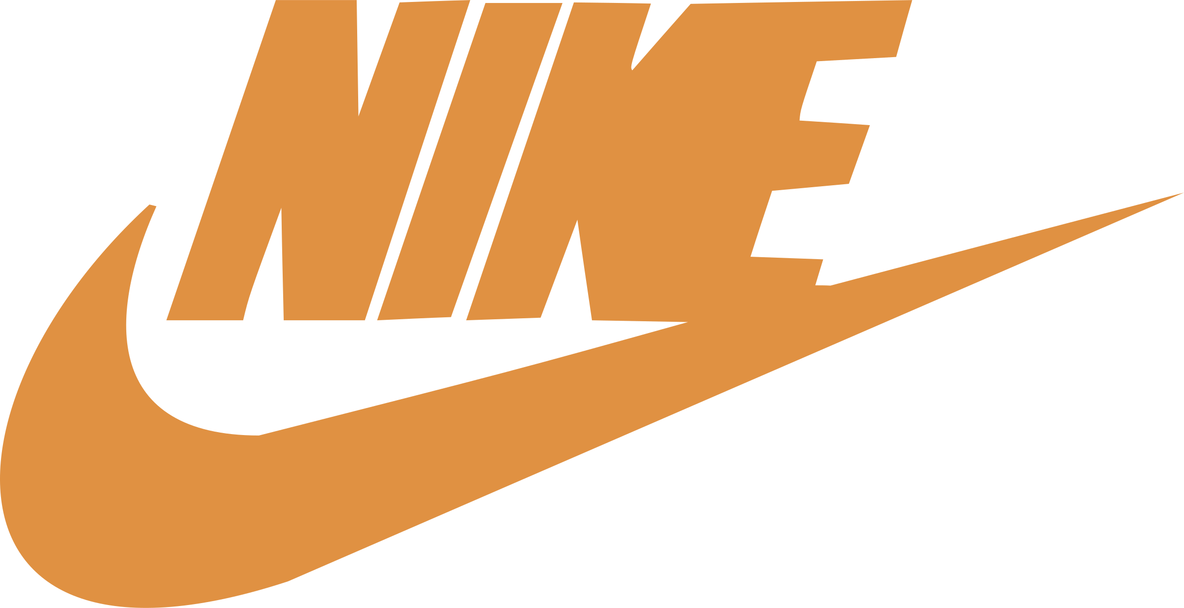 Nike just do it logo png. Transparent svg vector freebie