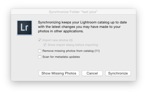 Png not showing up in photoshop. Lightroom synchronize folder shows