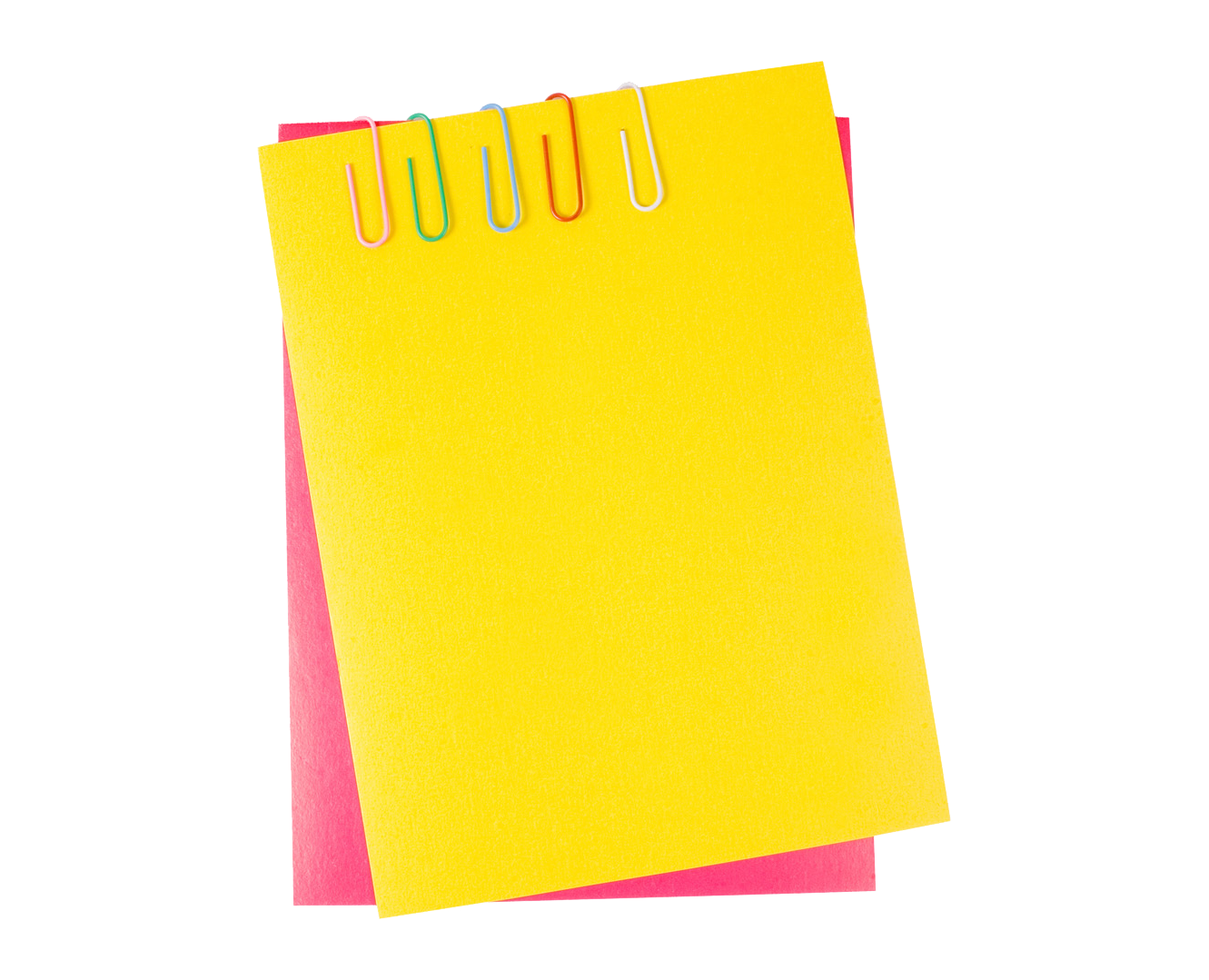 Post notes png. Paper it note u