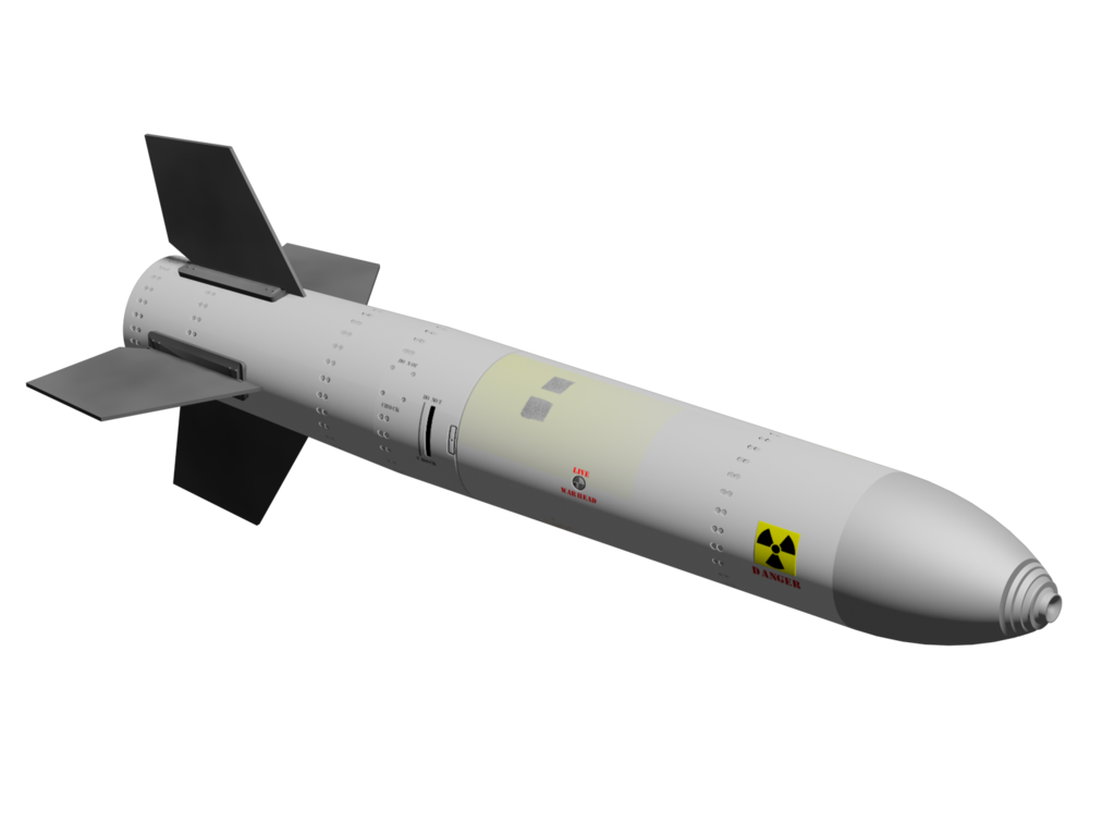 tomahawk missile png