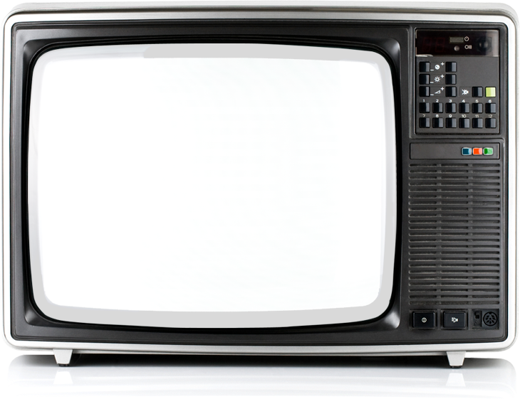 tube tv png