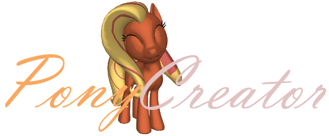 Png online creator. D pony by
