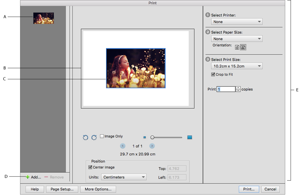 Png options photoshop best quality. Print photos in elements